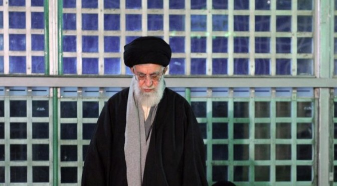 Iran Revolutionary Guard: Khamenei Limited Number of Youth Allowed to Fight Abroad