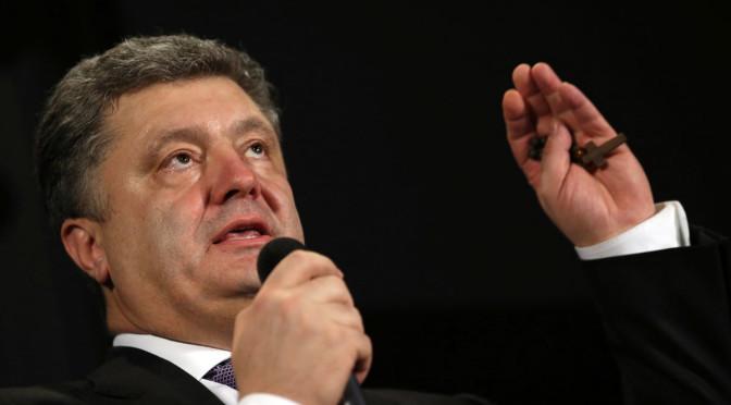 "Order from Kiev: ""break Donetsk at any cost"""