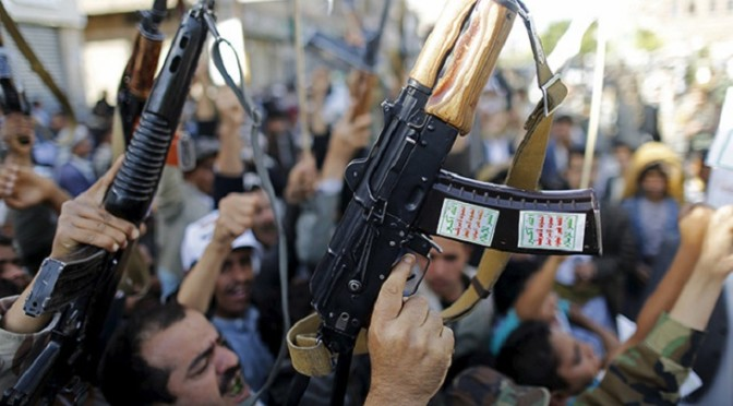Houthis threaten to attack Saudi Arabia if aggression continues