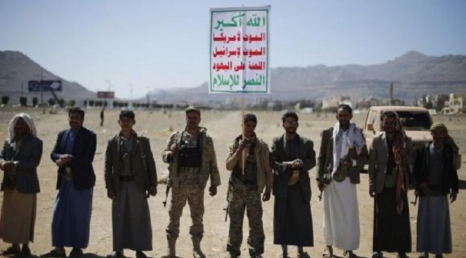 Ansarullah Fighters Pushing Back Yemen's Al-Qaeda In Hadramawt