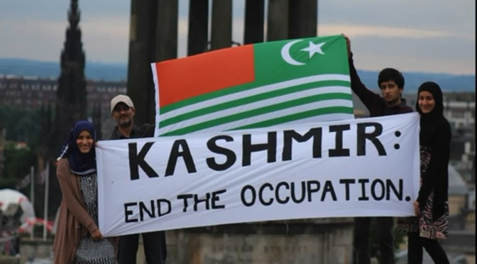 At 69 Brutal, Bloody Years Old Today, India's Occupation Of Kashmir Must End And End Now