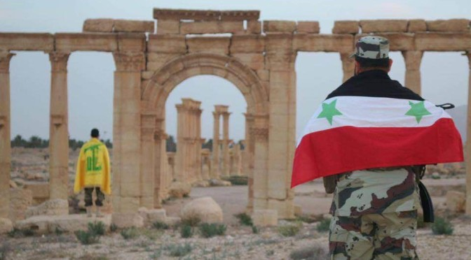 On The Importance Of Hizbullah and the Iraqi Popular Mobilization In Palmyra's Liberation