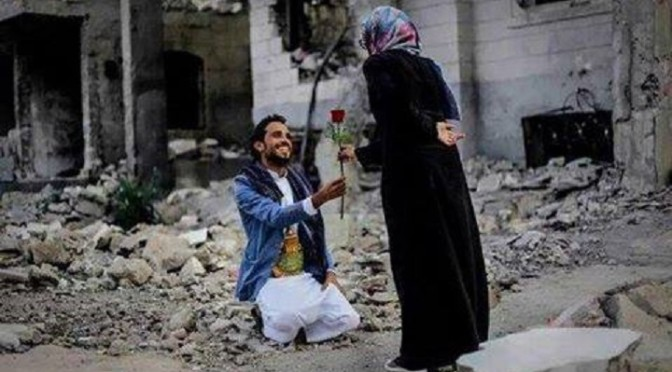 In Yemen, True Love Really Does Conquer All