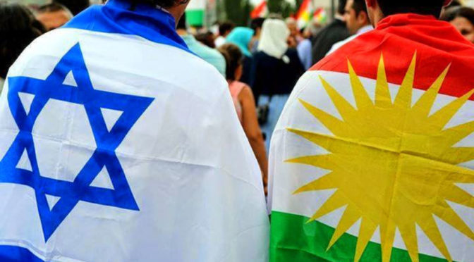 Kurdish Regime Gave Weapons to ISIS 'Cause The Kurdish Regime Works For 'Israel'