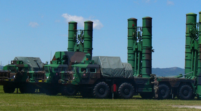 Hasbara Be Damned, Russia Delivers S-300 To Iran
