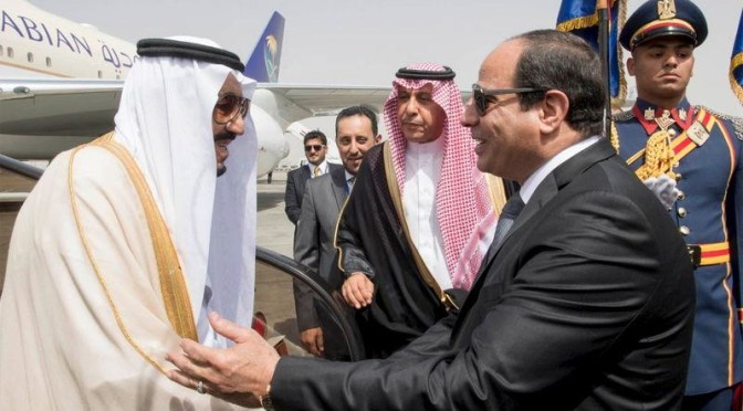Death To The Zionist-Serving, Saudi-Owned Sisi Regime In Cairo