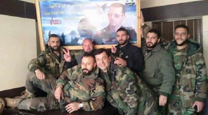 """Palestinian Liwa Al-Quds Fighters Slaughtered In Syria; """"Palestine Solidarity Movement"""" Couldn't Care Less"""