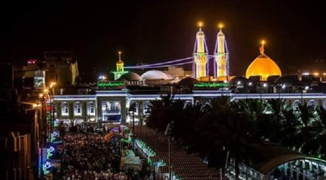 Still No Fear Of ISIS: Millions In Karbala To Celebrate Imam Hussein's (A.S.) Birthday