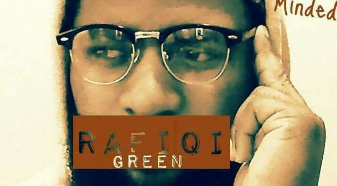 "On Malcolm X's (R.A.) Birthday, Y'all Need Rafiqi Green's ""X-Minded"" In Your Life"