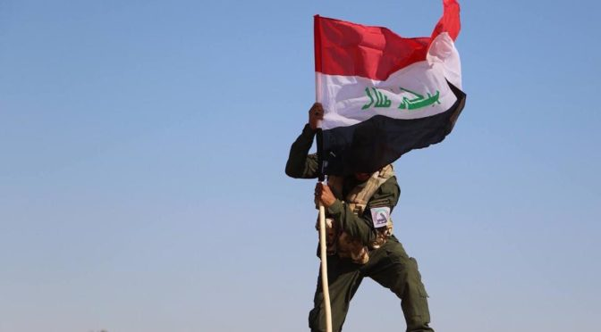 Iraqi Resistance and Iraqi Army Forces, Not America, Liberated Fallujah