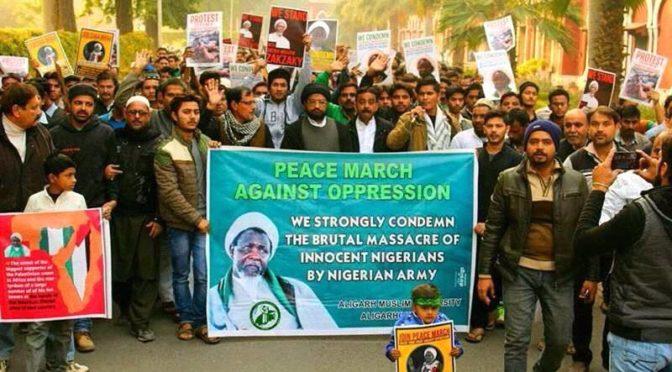 Six Months After His Imprisonment, Kashmiris Refuse To Abandon Sheikh Zakzaky