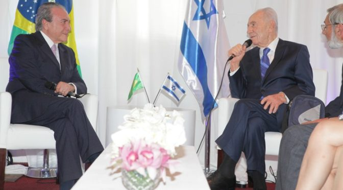 """Welcome To Post-Coup Brazil, Where Jews and """"Christian"""" Zionists Run Wild"""
