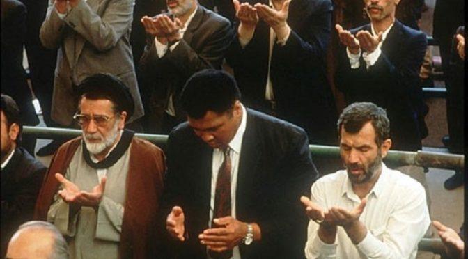 Muhammad Ali: Friend Of The Islamic Republic Of Iran
