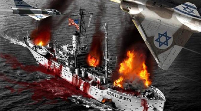 Anti-Parasitism Is What's Needed 49 Years After 'Israel' Massacred The USS Liberty