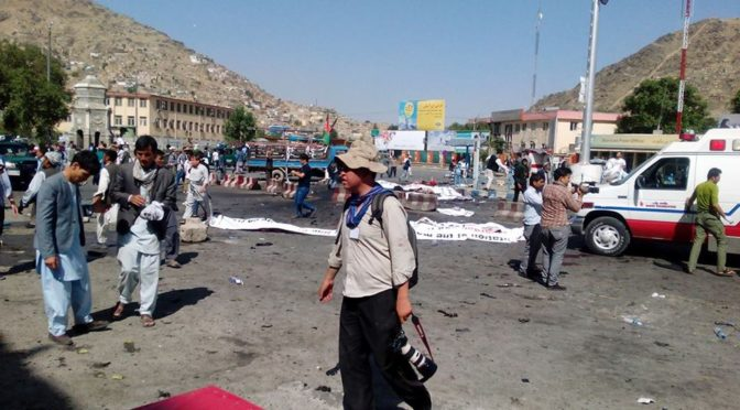 """Muslim Solidarity"" Activists MIA As Daesh Massacres Shi'a Hazaras in Afghanistan Today"