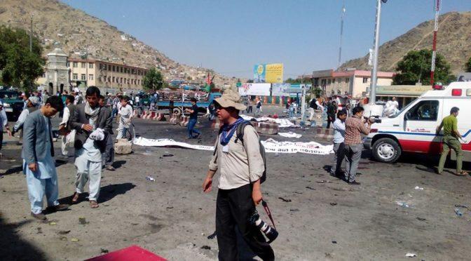"""Muslim Solidarity"" Activists MIA As Daesh Massacres Shi'a Hazaras in Afghanistan Today"