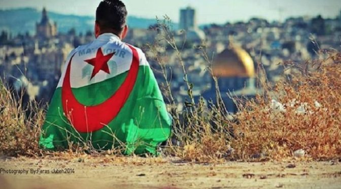 Today We Celebrate 54 Years Of Algerian Liberation; Tomorrow We Will Celebrate For Palestine