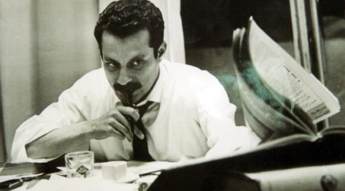RIP To Ghassan Kanafani, The Palestinian Writer Who Channeled Eternity Through His Pen