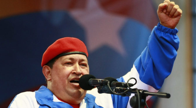 Comandante Chavez Would've Been 62 Today and Damn It Do We Miss Him So!