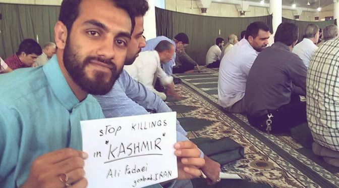 Iranians Stand With Kashmiris In The Face Of Latest Massacre And So Do I
