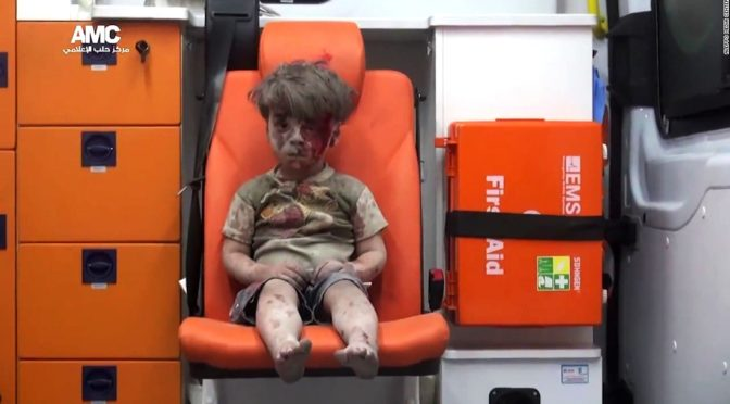 "Manbij ""Liberation"" To Omran Daqneesh The Orange Seat Boy: Zionist Media War On Syria Never Stops"