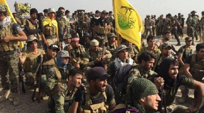 The Unsung Heroes Of Iraq's Harakat al-Nujaba Continue To Show They'll Stand With Syria 'Till The End