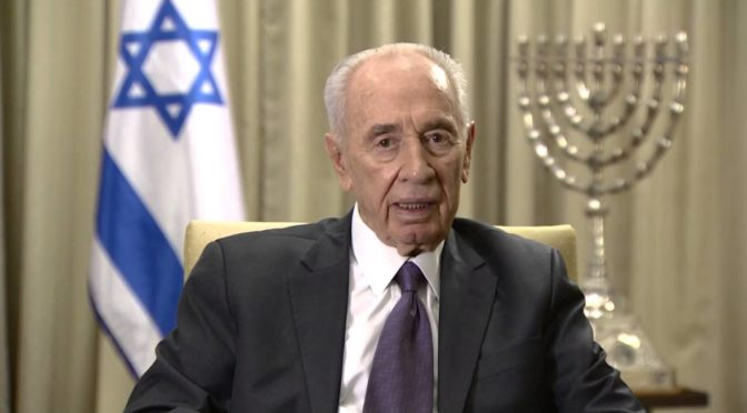 Shimon Peres Is Dead, But His Legacy Of Genocide And Deception Is Alive And Well