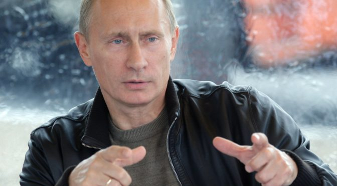 Happy 64th Birthday To Vladimir Vladimirovich Putin, The Man That World Zionism Loves To Hate
