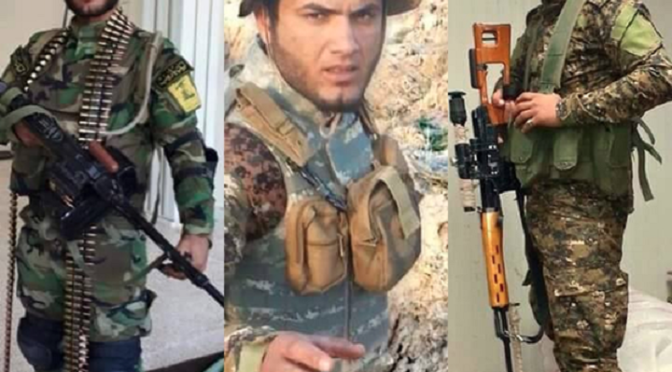 RIP Iraqi Moujahid Hussnayn al-Sa'adi: Nubl And Al-Zahra Will Never Forget Your Heroic Sacrifice