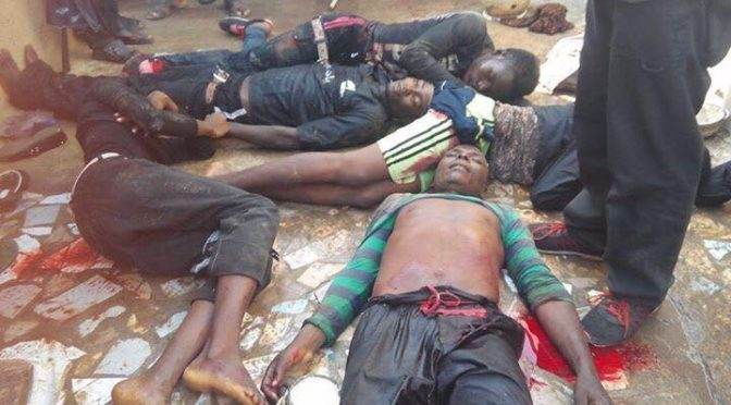 Now 10 Months Since Zaria Massacre And Arrest Of Zakzaky, Brutal Oppression Of Nigeria Shi'a Continues