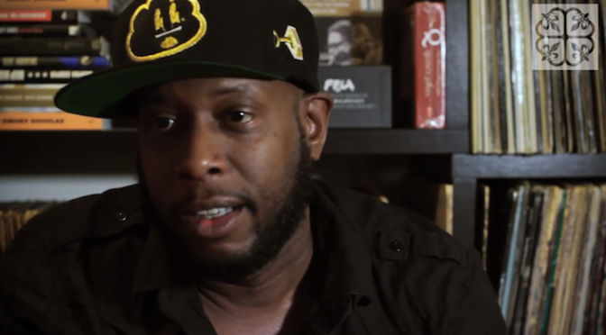 "Hypocrite Talib Kweli ""Apologizes"" For Trump While Shamelessly Admitting He Voted For War Criminal Zio-Killary Clinton"