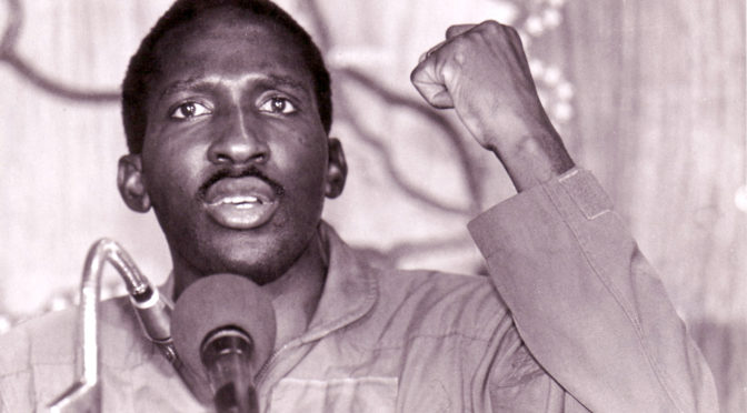 Happy 67th Birthday To Martyred Burkinabé Revolutionary Thomas Sankara, You Are Missed Today More Than Ever Before