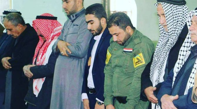 In Iraq, Sunni-Shi'a Joint Prayers Are The Ultimate Weapon Against US-Zionist-Saudi-Daeshi Sectarianism