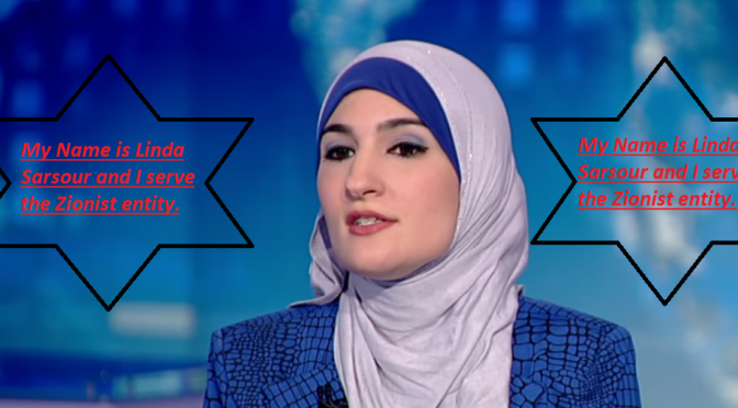 Nail In The Collaborator's Coffin: Linda Sarsour Told Jewish Groups She'd Silence Talk Of Palestine At The #WomensMarch