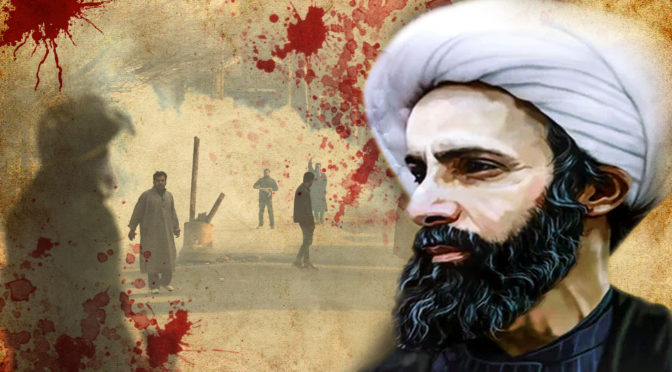 Ayatollah Nimr al-Nimr (R.A.) Was An Islamic Revolutionary And A Fierce Defender Of Wilayet al-Faqih, Don't Let Liberals Appropriate Him