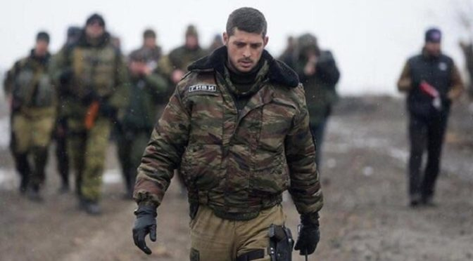 "RIP Mikhail ""Givi"" Tolstykh: Legendary Novorossiya Commander Martyred As Trump-Backed Kiev Regime Rains Hell On Donbass"