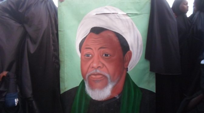 "Western ""Muslims"" Screech Over Trump's ""Refugee Ban"" But Still Say ZERO About Nigeria's Sheikh Zakzaky 14 Months Into His Illegal Jailing"