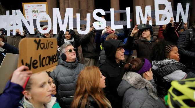 "Trump's Got A ""Muslim Ban"", Huh? Wake Me Up When There's An 'Israeli' Ban"