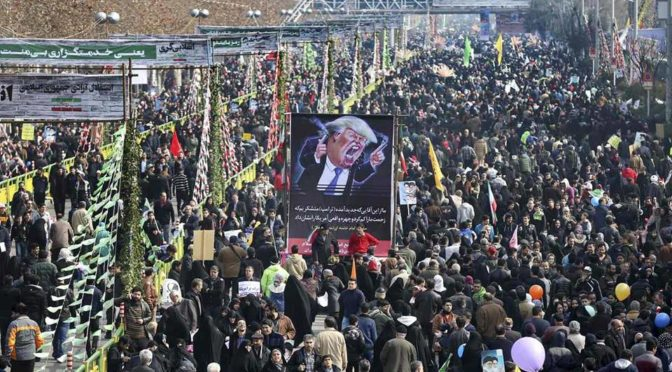 Now 38 Years On, Iran And Its Islamic Revolution Kowtow To No One! Not Obama, Not Trump!