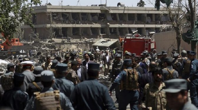 Ramadan Massacre Hits Occupied Afghanistan And It Bears The Hallmarks Of A Zio-NATO Intelligence Operation