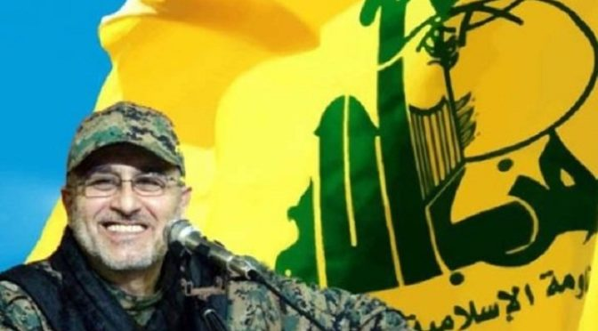 One Year After Hizbullah Commander Hajj Moustafa Badreddine's Martyrdom, We Still Mourn His Death But Defiantly Celebrate His Achievements
