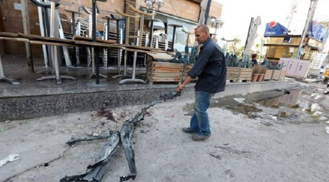 The Ramadan Massacre Begins Anew: MossadDaesh Murders, Injures Dozens of Iraqis At Baghdad Ice Cream Shop