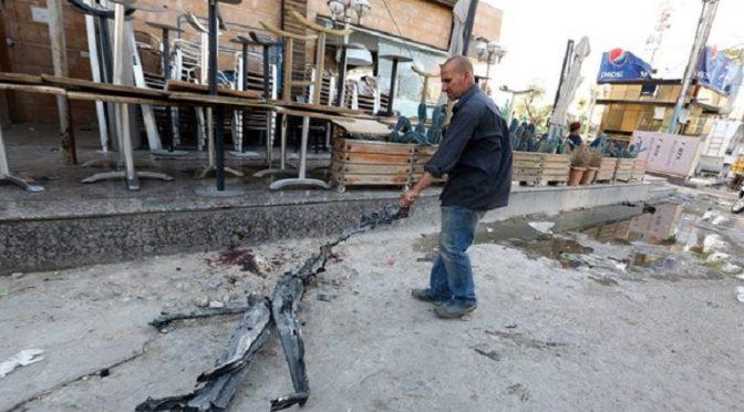 The Ramadan Massacre Begins Anew: MossadDaesh Murders, Injures Dozens of Iraqis At Baghdad Ice Cream Shop