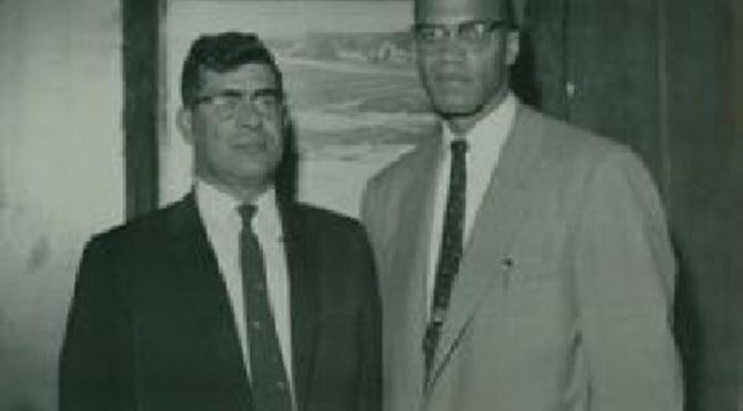 The Brotherhood Between Malcolm X (R.A.) and Dr. Mohammad Taki Mehdi (R.A.): How Shi'a Islam Changed Malcolm X Forever