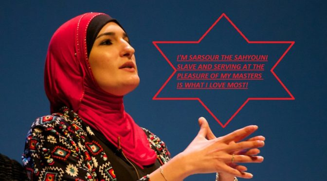 "While 'Israel' Massacred Palestinian Babies In Gaza 3 Years Ago, Stooge Linda Sarsour Called Hamas ""Butchers"" And A ""Terrorist Organization"""