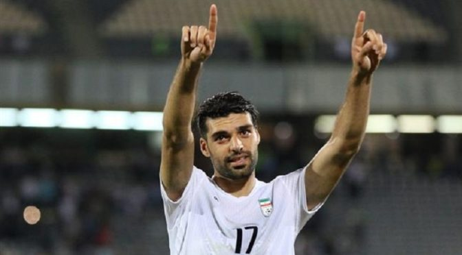 A World Cup Story That Needs More Attention: Zion's Vicious Campaign Against Iranian Striker Mehdi Taremi