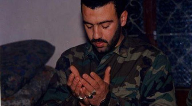 RIP To The Prince of The Battlefield: Hizbullah Commander Khaled Bazzi Was Martyred By 'Israel' On This Day 12 Years Ago