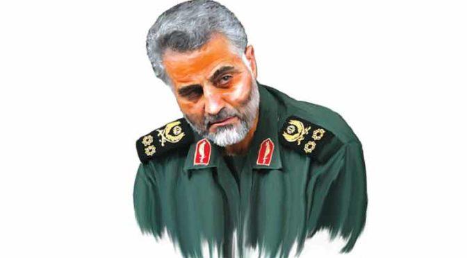 Hajj Qassem Suleimani Puts Trump In His Place, Reminds The Orange Oaf Iran Will Finish Any War America Starts