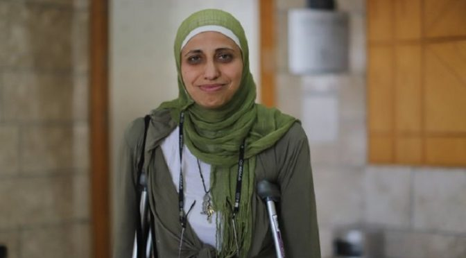 Poetry Is Mightier Than The Entity: Palestinian Poet Dareen Tatour Sentenced To Prison By 'Israel' For Her Powerful Words