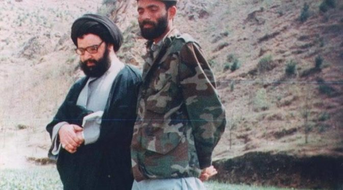 Did You Know Imam Khamenei and Sayyed Abbas Moussawi (R.A.) Visited Occupied Kashmir And Cosigned Its Struggle?